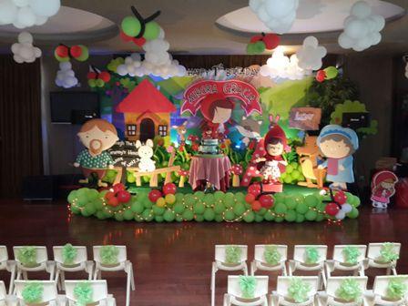 ulang tahun anak   jasa dekorasi ultah di jakarta